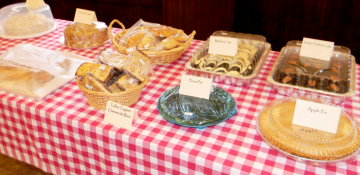 Bake Sale 2017